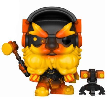Figurine Funko Pop 350 Torbjörn Chase (Overwatch)