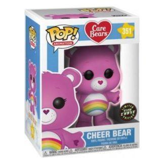 Figurine Funko Pop 351 Cheer Bear Glows in the Dark (Bisounours)
