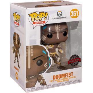 Figurine Funko Pop 351 Doomfist Chase (Overwatch)