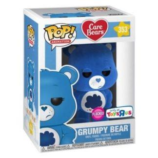 Figurine Funko Pop 353 Grumpy Bear Flocked (Bisounours)