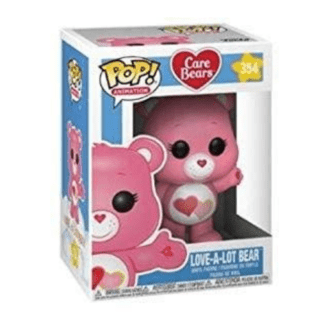 Figurine Funko Pop 354 Love-A-Lot Bear (Bisounours)
