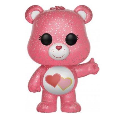 Figurine Funko Pop 354 Love-A-Lot Bear Glitter (Bisounours)