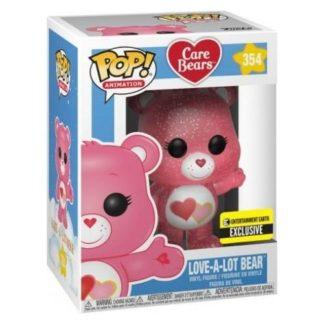 Figurine Funko Pop 354 Love-A-Lot Bear Glitter (Bisounours)