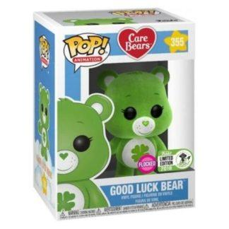 Figurine Funko Pop 355 Good Luck Bear Flocked (Bisounours)