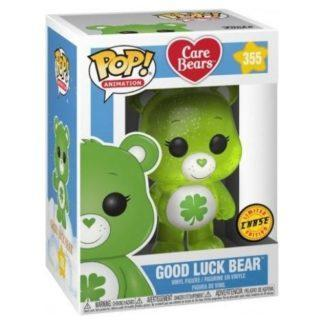 Figurine Funko Pop 355 Good Luck Bear Glitter (Bisounours)