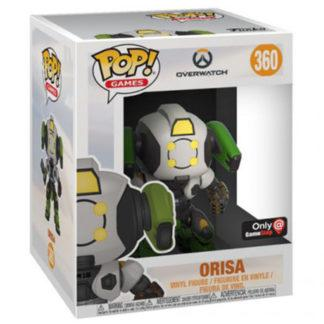 Figurine Funko Pop 360 Orisa Supersized (Overwatch)
