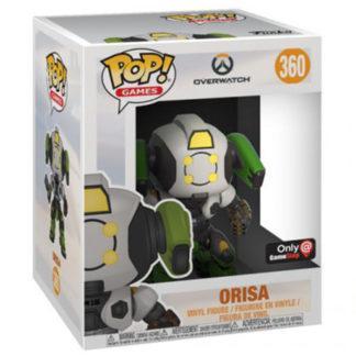 Figurine Funko Pop 360 Orisa Supersized (Overwatch)