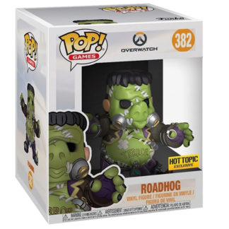 Figurine Funko Pop 382 Roadhog Supersized (Overwatch)