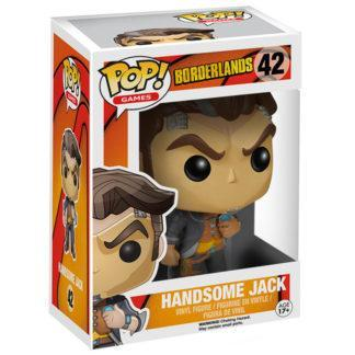 Figurine Funko Pop 42 Handsome Jack (Borderlands)