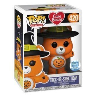 Figurine Funko Pop 420 Trick-or-Sweet Bear (Bisounours)