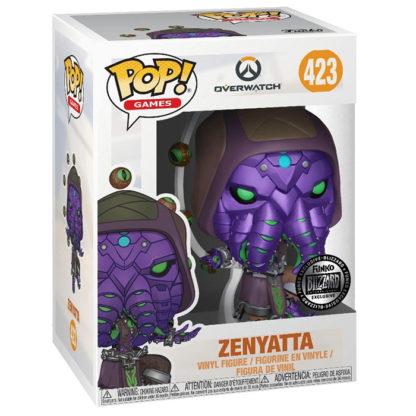 Figurine Funko Pop 423 Zenyatta (Overwatch)