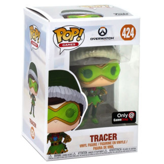 Figurine Funko Pop 424 Tracer (Overwatch)