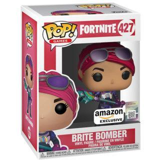 Figurine Funko Pop 427 Brite Bomber Metallic (Fortnite)