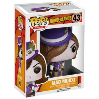 Figurine Funko Pop 43 Mad Moxxi (Borderlands)