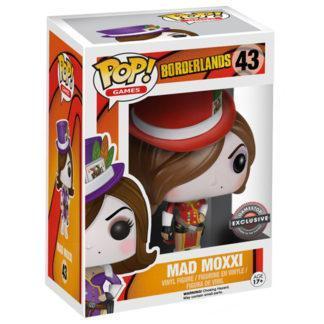 Figurine Funko Pop 43 Mad Moxxi Chase (Borderlands)