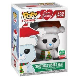 Figurine Funko Pop 432 Christmas Wishes Bear (Bisounours)