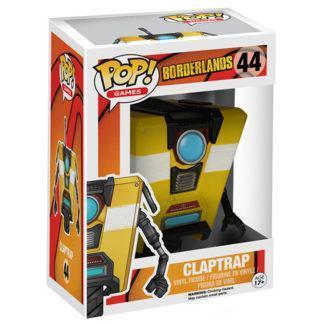 Figurine Funko Pop 44 Claptrap (Borderlands)