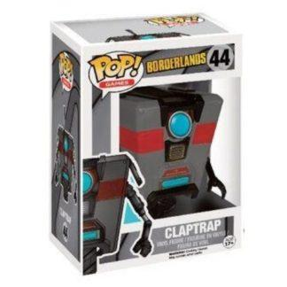 Figurine Funko Pop 44 Claptrap Chase (Borderlands)
