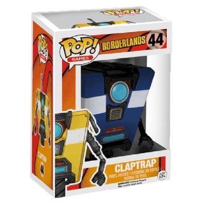 Figurine Funko Pop 44 Claptrap Chase (Borderlands)
