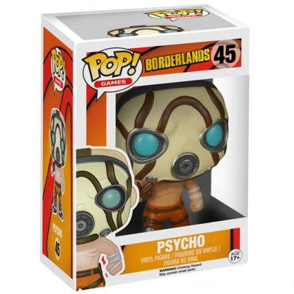 Figurine Funko Pop 45 Psycho (Borderlands)