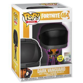 Figurine Funko Pop 464 Dark Vanguard Glows in the Dark (Fortnite)