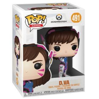 Figurine Funko Pop 491 D.Va (Overwatch)