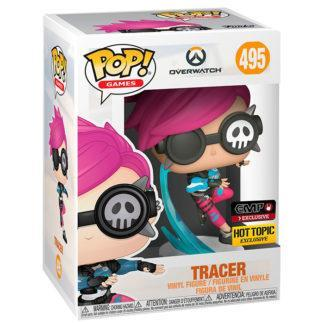 Figurine Funko Pop 495 Tracer (Overwatch)