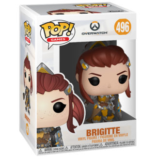 Figurine Funko Pop 496 Brigitte (Overwatch)