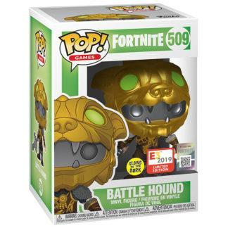 Figurine Funko Pop 509 Battle Hound Glows in the Dark (Fortnite)