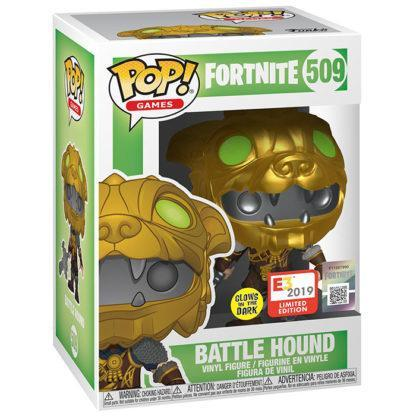 Figurine Funko Pop 509 Battle Hound Glows in the Dark (Fortnite)