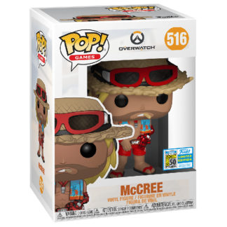 Figurine Funko Pop 516 McCree (Overwatch)