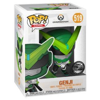 Figurine Funko Pop 519 Genji (Overwatch)
