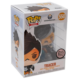 Figurine Funko Pop 550 Tracer (Overwatch)