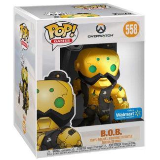 Figurine Funko Pop 558 B.O.B. Chase Supersized (Overwatch)