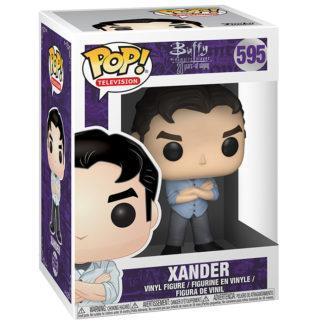 Figurine Funko Pop 595 Xander (Buffy Contre les Vampires)