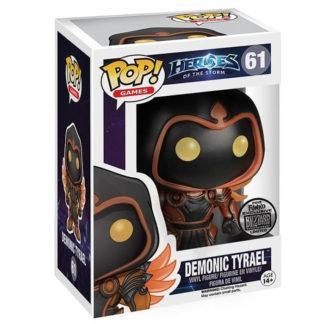 Figurine Funko Pop 61 Demonic Tyrael (Heroes Of The Storm)