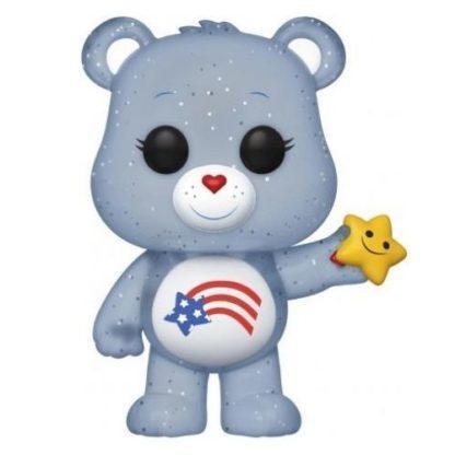Figurine Funko Pop 638 America Cares Bear (Bisounours)