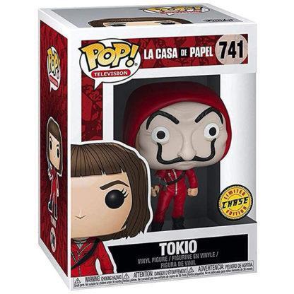 Figurine Funko Pop 741 Tokio Chase (La Casa De Papel)