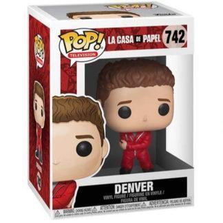 Figurine Funko Pop 742 Denver (La Casa de Papel)