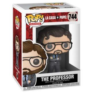 Figurine Funko Pop 744 The Professor (La Casa De Papel)
