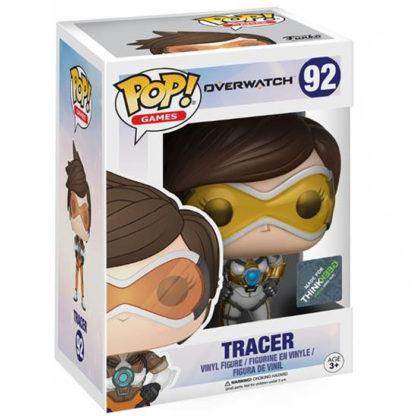 Figurine Funko Pop 92 Tracer Chase (Overwatch)