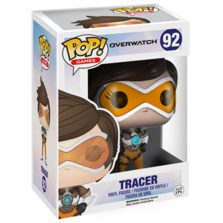Figurine Funko Pop 92 Tracer (Overwatch)