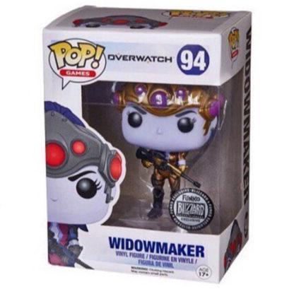 Figurine Funko Pop 94 Widowmaker Chase (Overwatch)