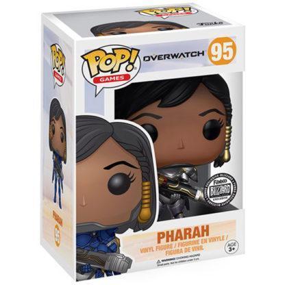 Figurine Funko Pop 95 Pharah Chase (Overwatch) 2