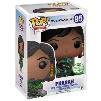 Figurine Funko Pop 95 Pharah Chase (Overwatch)