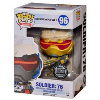 Figurine Funko Pop 96 Soldier 76 Chase (Overwatch)