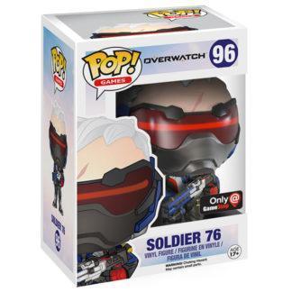 Figurine Funko Pop 96 Soldier 76 (Overwatch)