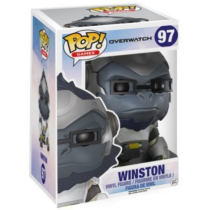 Figurine Funko Pop 97 Winston (Overwatch)