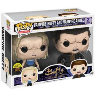Figurines Funko Pop 2 Pack Vampire Buffy and Vampire Angel (Buffy Contre les Vampires)