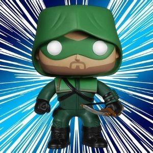 Figurines Pop Arrow DC Comics